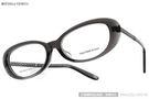 BOTTEGA VENETA眼鏡 完美品味/透黑#BV6033F 8FB
