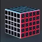 魔方 奇藝碳纖維魔方二3三階4四異形金字塔楓葉順滑套裝全套初學者玩具【快速出貨八折鉅惠】