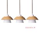 燈飾燈具【燈王的店】城市美學 原木吊燈3燈 F03019074-3