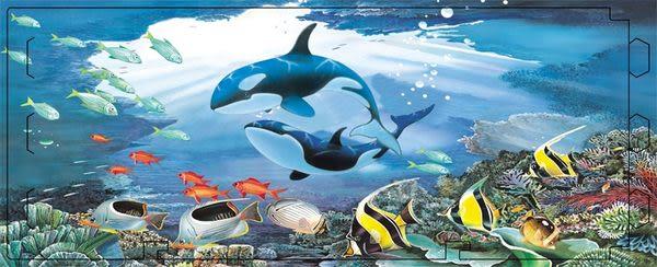 【3D 立體存錢筒】#9183 藍鯨
