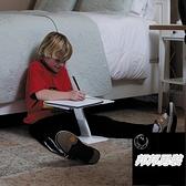 學生書寫懶人床上車載折疊電腦支架桌腿夾式【邦邦男裝】