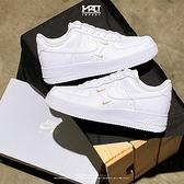 IMPACT Nike W Air Force 1 07 Ess 金勾 全白 雙勾 CT1989-100