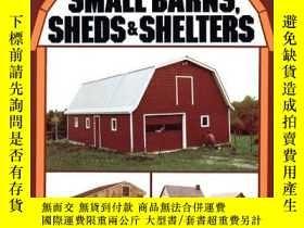 二手書博民逛書店Building罕見Small Barns, Sheds & S