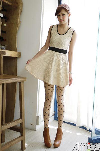 【台灣製造】流行女襪-個性圖騰艋舺刺青褲襪絲襪-撲克牌【3202-29】雙腳雙面印花