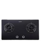 (無安裝)櫻花雙口檯面爐黑色(與G-2522GB同款)瓦斯爐天然氣G-2522GBN-X
