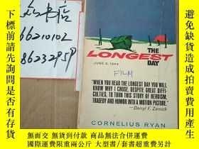 二手書博民逛書店英文原版:THE罕見LONGEST DAYY12597 CORN