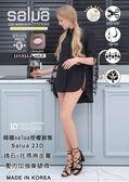 韓國 Salua 23D 鍺石+托瑪琳金屬 壓力加強美腿襪 黑色/膚色 首爾的家