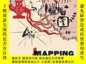 二手書博民逛書店Mapping罕見The Cold WarY364682 Timothy Barney The Univers