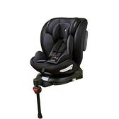 【預購11月中】Osann oreo360° i-size isofix 0-12歲360度旋轉汽車座椅 -銀河灰●送 Osann MAXI汽車座椅保護墊