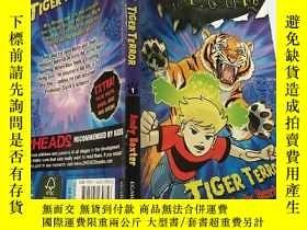 二手書博民逛書店beastly罕見tiger terror andy baxter:猛虎恐怖安迪巴克斯特Y200392