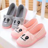 (萬聖節狂歡)月子鞋薄版春秋包跟產後室內秋冬孕婦棉拖鞋防滑產婦夏天用品