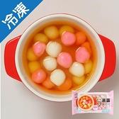大興吉草莓風味湯圓250g/盒(附贈蜂蜜)【愛買冷凍】