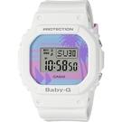 CASIO 卡西歐 BABY-G系列運動 手錶 BGD-560BC-7