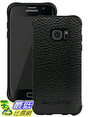 [105美國直購] Ballistic UT1689-B22N 皮製 手機殼 保護殼 Cell Phone Case for Samsung Galaxy S7 Edge