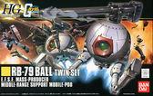 鋼彈模型 HGUC 1/144 RB-79 BALL TWIN SET 球艇組 鋼球組 TOYeGO 玩具e哥