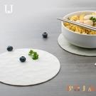 2片裝 硅膠餐墊砂鍋墊隔熱墊防燙墊碗墊子餐桌墊【倪醬小鋪】