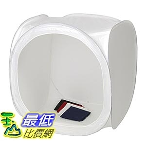 [105美國直購] Square Perfect 攜帶式攝影棚 2085 12-Inch Light Tent Photo Cube Softbox