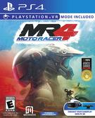 PS4 摩托車賽車手 4(英文版)