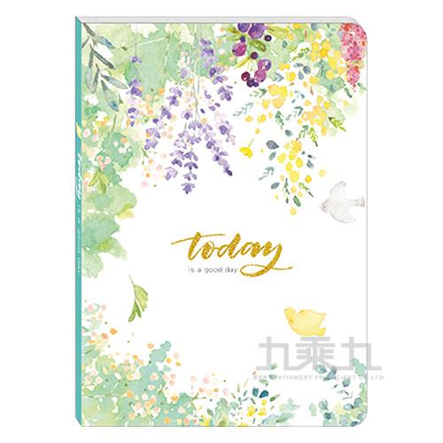 花漾定頁手冊50K KPMA-501B