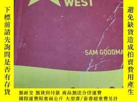 二手書博民逛書店where罕見east eats westY271632 sam