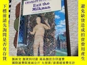 二手書博民逛書店EXit罕見the MiIKmanY233191 CHARLOT