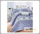 {{海中天休閒傢俱廣場 }} C-12 摩登時尚 床罩系列 236-5 雙人加大床罩(藍)