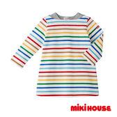 MIKI HOUSE   Everyday經典條紋百搭長袖T恤(多色)