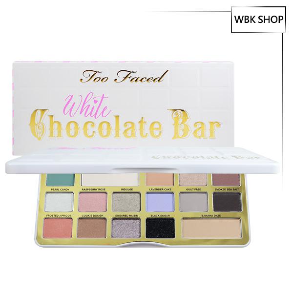 Too Faced 16色白巧克力眼影盤 17.7g - WBK SHOP