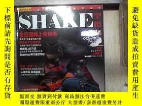 二手書博民逛書店SHAKE罕見型格 2006 11 。。 ,Y180897