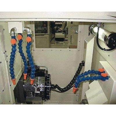 """逆止閥 3/8"""" 83725 冷卻液噴水管/噴油管 多節管 蛇管 萬向風管 吹氣管 塑膠軟管"""
