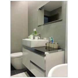 TOTO L710CGU面盆浴櫃組+柯林斯浴櫃組 W90