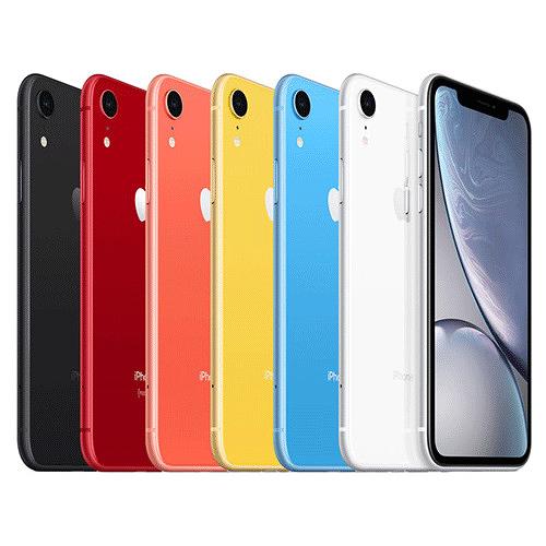 Apple蘋果拆封新機 iPhone XR 128GB 6.1吋全盒裝 IP68防水 已開通 可使用三倍券