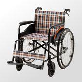 均佳 機械式輪椅 (未滅菌) 鐵製 JW-001