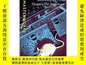 二手書博民逛書店Flowers罕見For Algernon (S.F. Mast