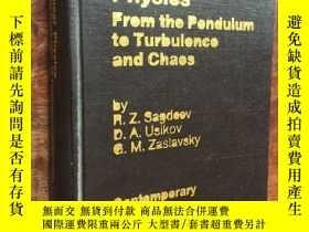 二手書博民逛書店Nonlinear罕見Physics from the pend