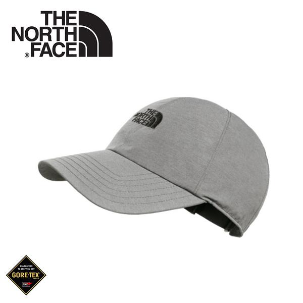 【The North Face GORE-TEX棒球帽《中灰 》】A0BM/防水帽/遮陽帽/鴨舌帽