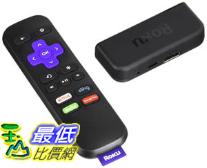 [106美國直購] 多媒體播放器Roku Express | Easy High Definition (HD) Streaming Media Player  B075XN1NZC