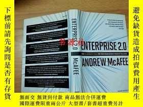 二手書博民逛書店Enterprise罕見2.0: New Collaborati