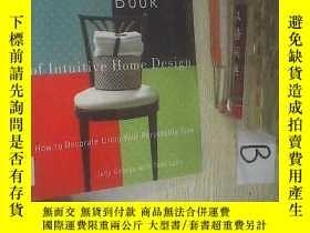 二手書博民逛書店the罕見domain book of intuitive home design  直觀家居設計領域手冊 (03