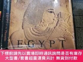 二手書博民逛書店EGYPT罕見OF THE PHARAOHS 埃及的法老Y10655 外國 NATIONAL GEOGRAPH