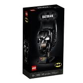 76182【LEGO 樂高積木】DC 超級英雄系列 - 蝙蝠俠面罩 Batman-TH Cowl