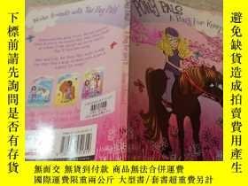 二手書博民逛書店pony罕見pals a pony for keeps:小馬永遠是小馬的朋友Y200392