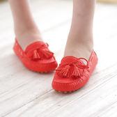 真皮懶人鞋 帆船鞋 真皮豆豆鞋 台灣製 雷根鞋【SV6553】快樂生活網