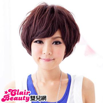 楊丞琳俏麗短假髮【MB029】與韓國同步流行,耐熱纖維材質☆雙兒網☆