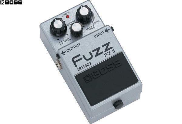小叮噹的店- 效果器 Fuzz 法茲 BOSS (FZ-5)