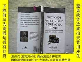 二手書博民逛書店THAT罕見WHICH YOU ARE SEEKING IS C