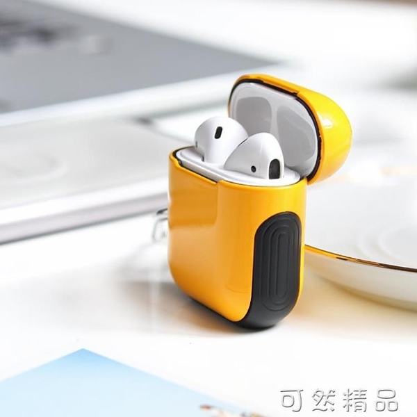 Jeefanc【光面】蘋果Airpods2保護套airpords3 pro二代airpods