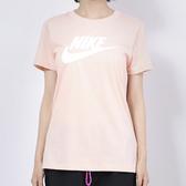NIKE系列-女款粉色休閒短袖上衣-NO.BV6170666