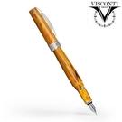 義大利 VISCONTI  Mirage 琥珀黃 鋼筆 /支 KP09-02-FP