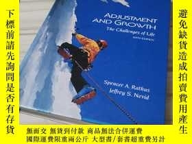 二手書博民逛書店Adjustment罕見and Growth: The Challenges of LifeY312914 如